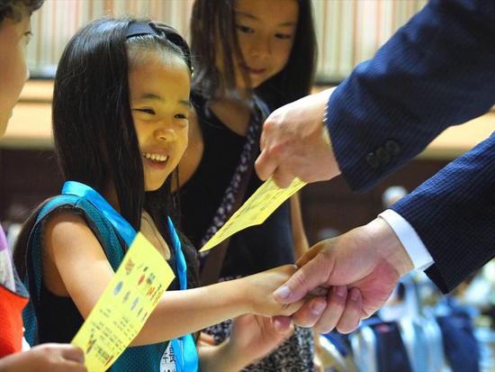 子ども達の笑顔あふれる「国語・算数大会」開催!!