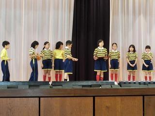 演劇の授業