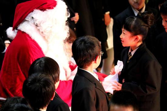 リリーベール クリスマスアッセンブリーついにフィナーレ!!