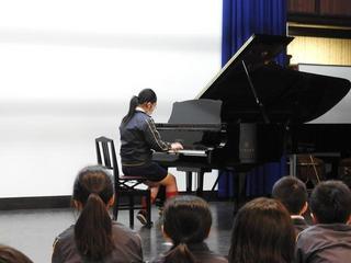 5年生 ミニピアノ発表会