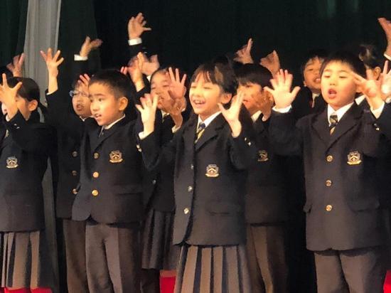 歌のデリバリー・第6回学校説明会