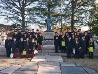 6年生校外学習 予科練平和記念館