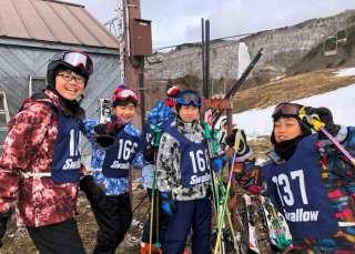 5・6年生スキー学習2日目 1年生学期末まとめ