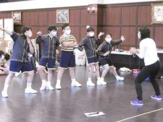 6年生演劇,授業参観・保護者会2日目
