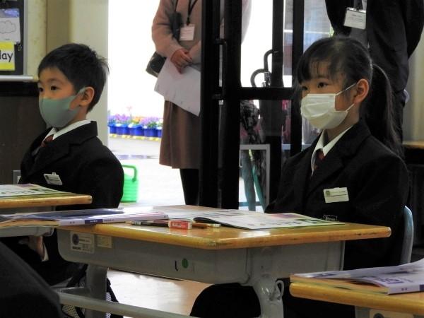 ドキドキの授業参観・雨の日の昼休み